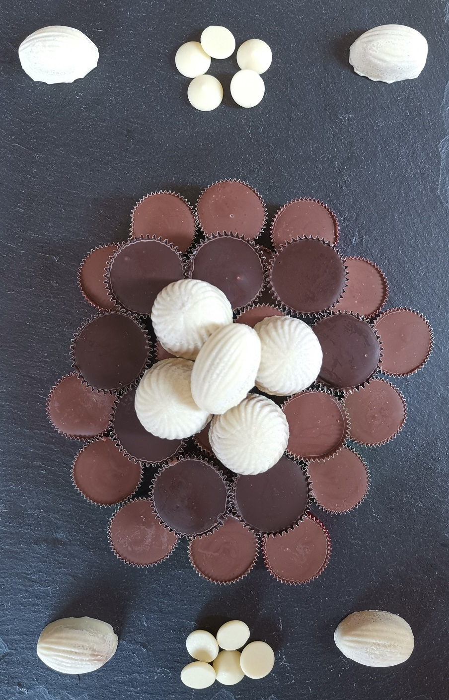 Assortiment de chocolats
